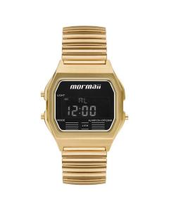 Relógio Feminino Mormaii Vintage - Dourado