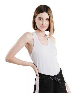 Regata Feminina Cotton Nadador Basic Soul - Branco