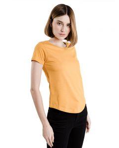 Blusa Feminina Flamê Basic Soul - Amarelo