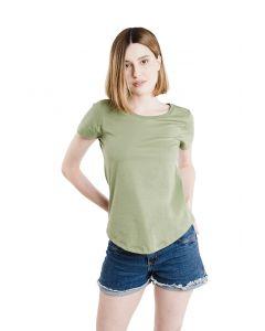 Blusa Feminina Flamê Basic Soul - Verde