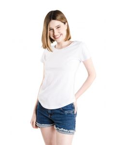 Blusa Feminina Flamê Basic Soul - Branco