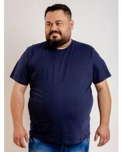 Camiseta Masculina Plus Size Suburban - Azul Marinho