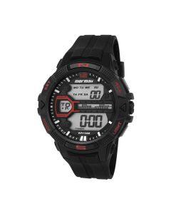 Relógio Masculino Mormaii Digital - Preto