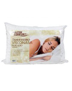 Travesseiro Flocos de Visconasa P/ Fronhas 50x70 Master Comfort